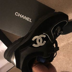 Chanel low tops